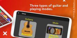 screenshot of br.com.rodrigokolb.realguitar