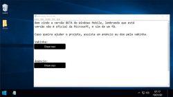 screenshot of com.MrToddy.Win10BUG