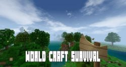 screenshot of com.anomimodev.lococraft.crarftworld