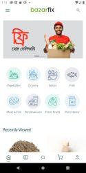screenshot of com.bazarfix