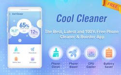 screenshot of com.coolcleaner.bestcleanerboostercpucooler.batterysaver.cleanjunkcache.speedupphone