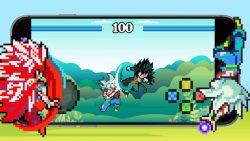 screenshot of com.dwagames.superzwarriors