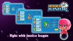 screenshot of com.ffs.superheroes.junior.premium
