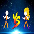 Stickman Warriors - Super Dragon Power Fighters 1.0