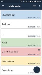 screenshot of com.hlcsdev.x.notepad