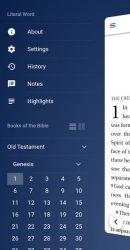screenshot of com.literalword.mobile_app