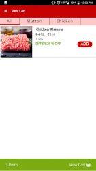 screenshot of com.meatcartapp