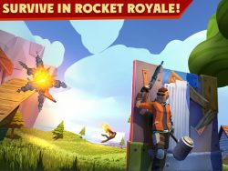 screenshot of com.onetongames.rocketroyale