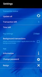 screenshot of com.openwaygroup.nfc.card.victoria
