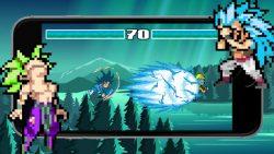 screenshot of com.powerfighters.superkakarotssj