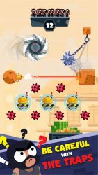 screenshot of com.rope.puzzle.robbers