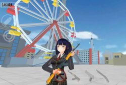 screenshot of com.simulator.battle.schoolgirl.sakura