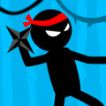 Stickman Ninja: Shuriken Fighter 1.0.0