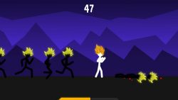 screenshot of com.solidgames.stickmanwarriors