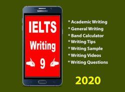 screenshot of com.two.ieltswriting
