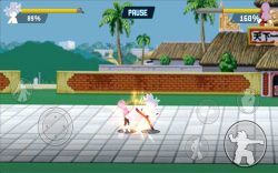 screenshot of com.zgame.zstickmanbattleofdragonwarrior