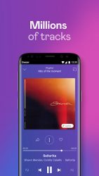 screenshot of deezer.android.app