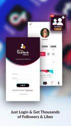 screenshot of ivy.app.ticktock