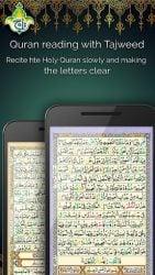 screenshot of quran.taj.tajquranapp