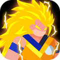 Stickman Shadow: Super Saiyan & Dragon Ball Z 1.5
