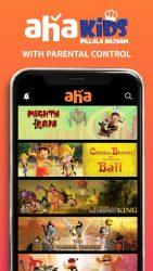 screenshot of ahaflix.tv