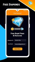 screenshot of appnextstudio.guideforfreediamond.freediamond