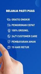 screenshot of blibli.mobile.commerce