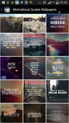 screenshot of com.MotivationalQuotesWallpapers.apps