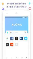 screenshot of com.alohamobile.browser.lite