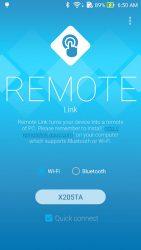 screenshot of com.asus.remotelink.full
