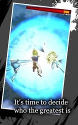 screenshot of com.bandainamcoent.dblegends_ww