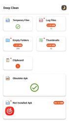 screenshot of com.bazinga.cacheclean
