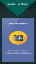 screenshot of com.beginda.sendwith.out_save.number