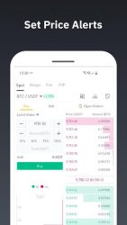screenshot of com.binance.dev