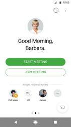 screenshot of com.cisco.webex.meetings