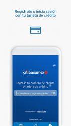 screenshot of com.citibanamex.banamexmobile