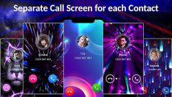 screenshot of com.colorcallscreens.colorphoneflashscreenthemes