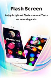 screenshot of com.colorphone.callcolor.app.phone.smooth.dialer.call.colorcall.flash.screen