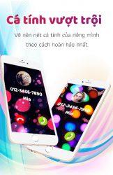 screenshot of com.colorphone.callcolor.app.phone.smooth.dialer.call.colorcall.flash.screen