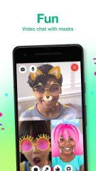 screenshot of com.facebook.talk