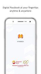 screenshot of com.finacus.saraswatmpass