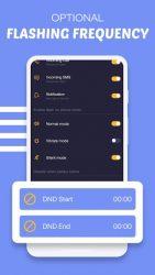 screenshot of com.flashalert.ledflash