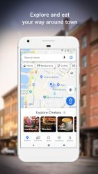 screenshot of com.google.android.apps.maps