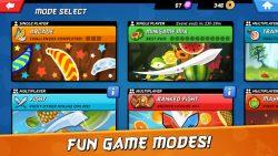 screenshot of com.halfbrick.fruitninjax