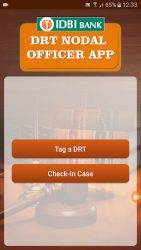 screenshot of com.idbibank.nodal
