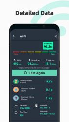 screenshot of com.internet.speedtest.check.wifi.meter