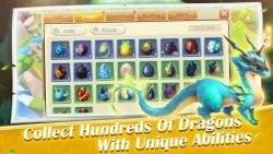 screenshot of com.jdgames.dragon.googleplay