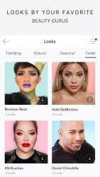 screenshot of com.meitu.makeup