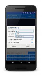 screenshot of com.mightyit.gops.bleterminal