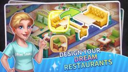 screenshot of com.ministone.game.restaurantscapes